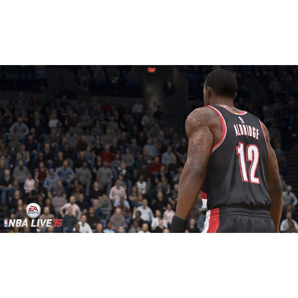 nba live 15 xbox one. Black Bedroom Furniture Sets. Home Design Ideas