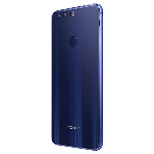 smartphone huawei honor 8 32gb dual sim sapphire blue. Black Bedroom Furniture Sets. Home Design Ideas