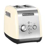 Prajitor de paine KITCHENAID 5KMT221EAC, 1100W,  Almond Cream