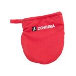Set 2 manusi de bucatarie ZOKURA Z1012, rosu