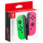 Pereche Joy-Con NINTENDO Switch, neon-pink