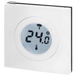 Senzor camera pentru temperatura ambientala DANFOS Link RS Z-Wave 014G0160, alb