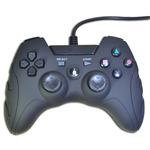 Controller cu fir Spartan Gear PC/ PS3, negru