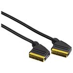 Cablu SCART HAMA 11945, 3m, negru