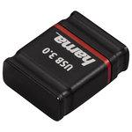 Memorie portabila HAMA Smartly FlashPen 124010, 32GB, USB 3.0, negru