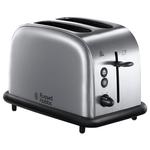 Prajitor de paine RUSSELL HOBBS 20700-56, 1100W, argintiu