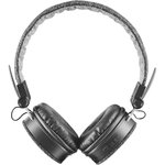 Casti Bluetooth cu microfon TRUST Fyber 21488, negru