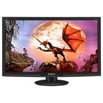 "Monitor LED PHILIPS 273E3LHSB/00, 27"", Full HD, negru"