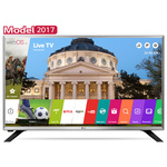 Televizor LED Smart High Definition, 80cm, LG 32LJ590U, gri