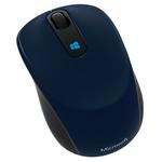 Mouse Wireless MICROSOFT Sculpt Mobile Win 8, 1000dpi, albastru