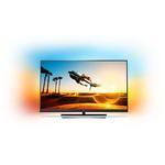 Televizor LED Smart Ultra HD, Android, Ambilight, 123cm, PHILIPS 49PUS7502/12