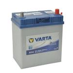 Baterie auto VARTA Blue 5401260333, 40AH, 330A, A14