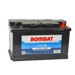 Baterie auto ROMBAT Cyclon 5884740072ROM, 88AH, 720A