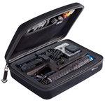 Geanta pentru camere GoPro, SP GADGETS Pov Case Small, Black