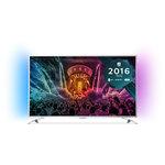 Televizor LED Smart Ultra HD, 108cm, Android, Ambilight, PHILIPS 43PUS6501/12