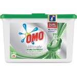 Detergent OMO Ultimate Fresh Clean Duo, 28 capsule