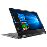 "Laptop 2 in 1 LENOVO Yoga 720-15IKB, Intel® Core™ i7-7700HQ pana la 3.8GHz, 15.6"" Full HD Touch, 8GB, SSD 512GB, NVIDIA GEForce GTX 1050 4GB, Windows 10 Home"