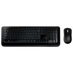 Kit tastatura si mouse fara fir MICROSOFT Comfort Desktop 850, USB, negru