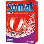 Sare dedurizanta SOMAT pentru masina de spalat vase, 1,5kg