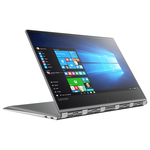 "Laptop 2 in 1 LENOVO Yoga 910-13IK, Intel® Core™ i5-7200U pana la 3.1GHz, 13.9"" Full HD Touch, 8GB, SSD 256GB, Intel® HD Graphics 620, Windows 10 Home"