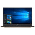 "Ultrabook DELL XPS 13 9360, Intel® Core™ i7-7500U pana la 3.5GHz, 13.3"" Touch QHD+, 8GB, SSD 256GB, Intel® HD Graphics 620, Windows 10 Home"