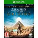 "Assassin's Creed Origins Deluxe Edition Xbox One + bonus precomanda ""Tribal Pack"""