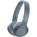 Casti on-ear cu microfon Bluetooth SONY WHH800L, Blue