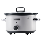 Aparatul de gatit electric CROCK-POT Slow Cooker CSC030X-DIM, 210W, 3.5l, alb