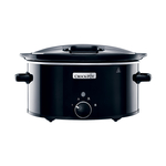 Aparatul de gatit electric CROCK-POT Slow Cooker CSC031X-DIM, 210W, 5.7l, negru