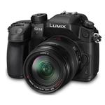 Camera foto mirrorless PANASONIC LUMIX DMC-GH4R, 16.05Mp, 3inchi, inregistrare 4K + obiectiv LUMIX 12-35mm f/2,8 + V-Log, negru