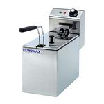 Friteuza electrica EUROMAX EMX-10350C, 5l, inox
