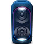 Sistem audio Hight Power SONY GTKXB60L, Bluetooth, NFC, Extra Bass, albastru