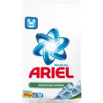 Detergent manual ARIEL Mountain Spring, 900g