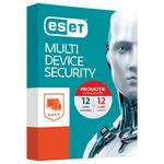 Antivirus ESET NOD32 Multi-Device V10, 1 an + 1 an gratuit, 5 utilizatori, Box