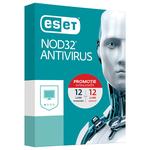 Antivirus ESET NOD32 V10, 1 an + 1 an gratuit, 1 utilizator, Box
