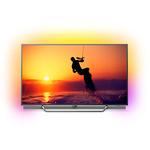 Televizor LED Smart Ultra HD, 164cm, Android, Ambilight, PHILIPS 65PUS8602/12