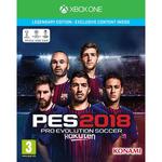 Pro Evolution Soccer 2018 (PES) Legendary Edition Xbox One