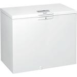 Lada frigorifica WHIRLPOOL WH2010 A+E FO, 204 l, 86.5 cm, A+, alb