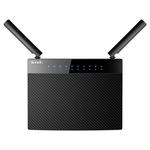 Router Wireless TENDA AC9, 300 + 867 Mbps, Gigabit, USB 2.0, negru