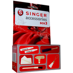 Set accesorii masina de cusut SINGER BOX3