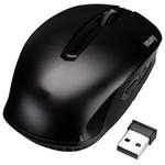 Mouse Wireless HAMA AM-7400, 1200 dpi, negru