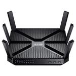 Router Wireless TP-LINK Archer C3200, Tri-Band 600 + 1300 + 1300 Mbps, USB 3.0, USB 2.0, negru