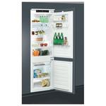 Combina frigorifica incorporabila WHIRLPOOL ART 7811/A+, 275 l, 177 cm, A+
