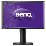 "Monitor LED IPS BENQ BL2411PT, 24"", WUXGA, negru"