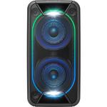 Sistem audio Hight Power SONY GTKXB90B, Bluetooth, NFC, Extra Bass, Efecte lumini, negru