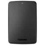 Hard Disk Drive portabil TOSHIBA Canvio Basics, 1TB, USB 3.0, negru