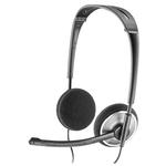 Casti PC PLANTRONICS Audio 478, USB, negru-argintiu