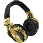Casti tip DJ PIONEER HDJ-1500-W, Gold