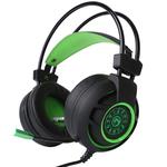 Casti gaming MARVO HG9012, green
