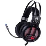 Casti gaming MARVO HG9028, 7.1, USB, negru
